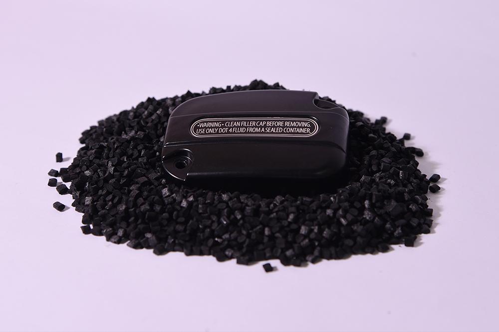 PARA, 50% Fibra Vetro (Termoplastico).</br>Consumo medio annuo: 12 t